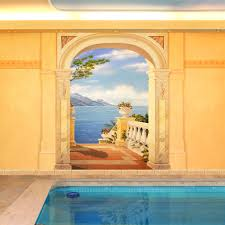 Mediterrane Huser Mediterrane Wandgestaltung 15 Moderne Deko Ansprechend