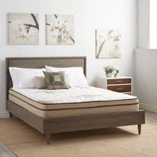 Full Size Bed With Mattress Included Bedroom Furniture For Less Overstock Com