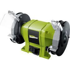 rockwell shopseries bench grinder 150mm 250 watt supercheap auto