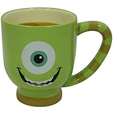 amazon disney monster mike wazowski ceramic mug