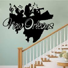 Home Decor New Orleans Wall Tattoo Picture More Detailed Picture About Creative New