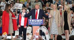 donald trump family a family trumpsgiving in south carolina politico