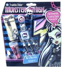 be a monster set frankie stein