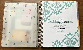 wedding planner agenda ideas erin condren wedding planner review wedding planning