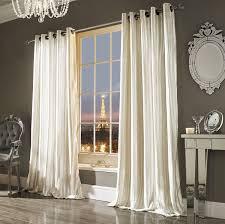 kylie minogue iliana oyster curtains designer eyelet velvet velour lined curtains