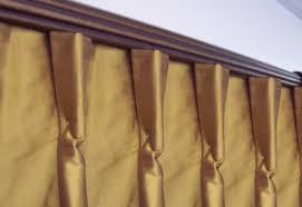 Different Drapery Pleat Styles Window Treatments Roman Shades Shrewsburyfinishing Touches