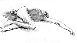 cat and mouse catch the gesture in figure drawing u2013 drawing the
