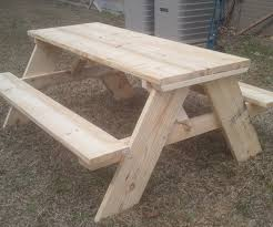 Convertible Picnic Table Bench Beauteous New Convertible Picnic Table Bench Plans Plus Home