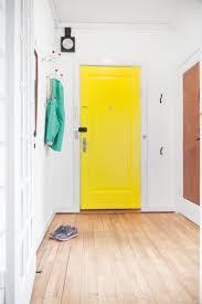 painting the interior of the front door do it jones design