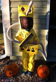 Hazmat Halloween Costume Child Detection Agent Costume