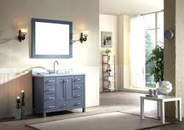 bathroom vanity with offset sink faucets beautiful right sided