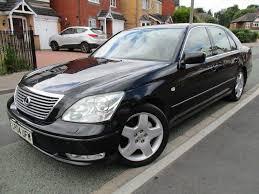 2004 lexus ls430 hp 04 black lexus ls430 4 3 v8 ls 430 1 owner 114k miles full mot