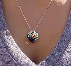 remembrance necklace rainbow bridge pet loss memorial necklace handmade