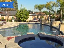 Swimming Pool Design For Small Spaces by Pool Designer Fullerton Remodels Landscape Masonry Patio Cover