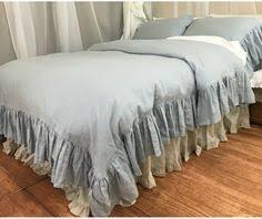 Duck Egg Blue Bed Linen - white linen blanket linen quilt linen comforter white quilt