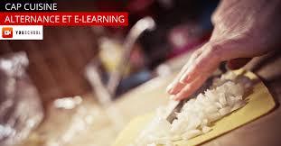 alternance cuisine le cap cuisine en alternance ecole en ligne youschool