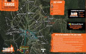 Tahoe Map Tough Mudder Tahoe Event Review Obstacle Racing Media