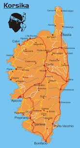 Corsica Map Map Of Corsica Overview Map Worldofmaps Net Online Maps And