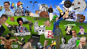 Collage Memes - can you count the memes meme overload know your meme