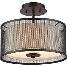 lighting ch24033rb13 sf2 transitional 2 light rubbed