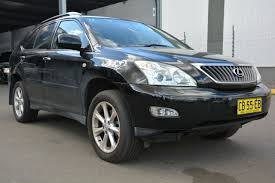 lexus rx 350 for sale nsw lexus rx330 bwagon products graysonline