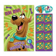 scooby doo wrapping paper scooby doo partyware for scooby partys