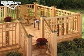 Ideas For Deck Handrail Designs Backyard Deck Railings Cedar Deck Railings Designs Designandcode