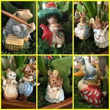 the hutch beatrix potter ornaments