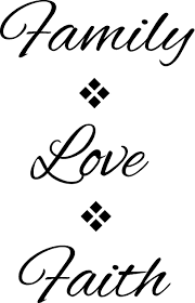 Family And Love Quotes by Item Clipartfest