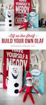 elf on the shelf fun build your own olaf