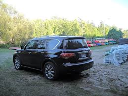 infiniti qx56 lexus lx 570 road trip 2011 infiniti qx56 john leblanc u0027s straight six