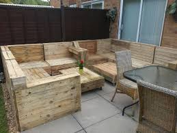 Patio Furniture Using Pallets - pallet patio furniture pgr home design