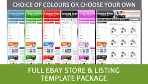 ebay designs free ebay store templates 28 images ebay store and listing