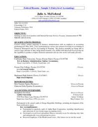 Resume Objective For Job by Download Accounting Resume Objective Haadyaooverbayresort Com