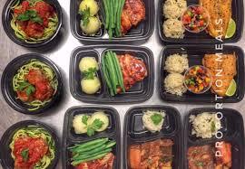 proportion cuisine 10 meal plan proportion meals