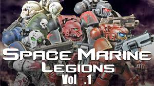 free space marine legion painting tutorial video series youtube