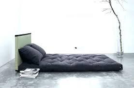 futon canapé canape lit moderne lit futon pliable beautiful awesome canape lit