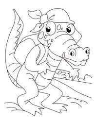 free download alligator coloring alligator u0026 swamp