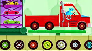 monster truck videos for toddlers car driving for kids truck driver monster truck car