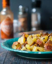 Pure Comfort Fried Potatoes German Style Sundaysupper My Life Cookbook Low