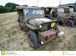 ww2 jeep front ww2 jeep editorial photography image 15034397