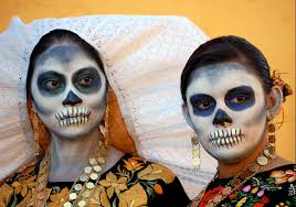 Day Of The Dead White White Wolf Indigenous Origins Of The Day Of The Dead Versus
