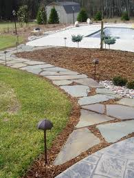 landscape walkways images about walkways on stone walkways