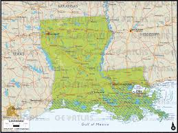 Map Of Louisiana Purchase by Geoatlas United States Canada Louisiana Map City Illustrator