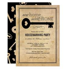 housewarming new home sweet home card zazzle