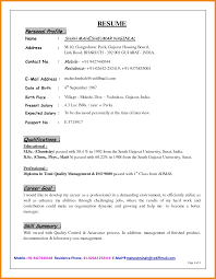 Sample Resume Objective For College Student Sample Resume With Profile Sample Resume Profile For College