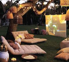 Lighting For Patios String Lights Projector Screens Backyard And Patios