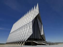 A Frame House Cost United States Air Force Academy Cadet Chapel Wikipedia