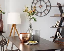 Decorative Metal Wall Clocks Furniture Inspiring Oversized Wall Clock For Wall Accessories