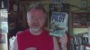 book review fighter pilot paul richey dfc youtube